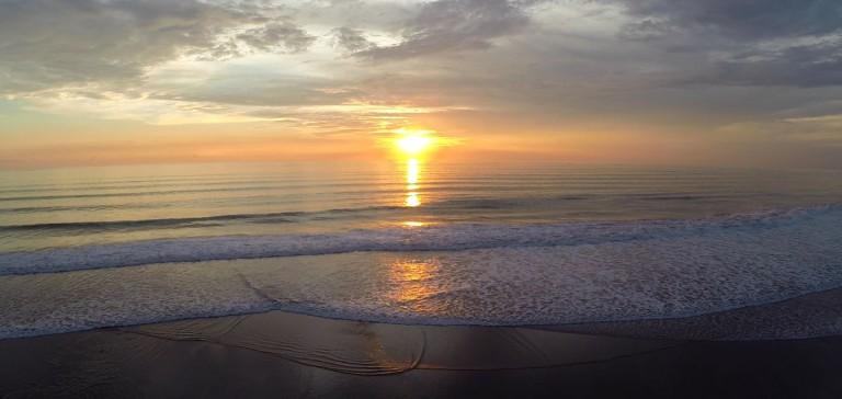 Sunset di Mozaik