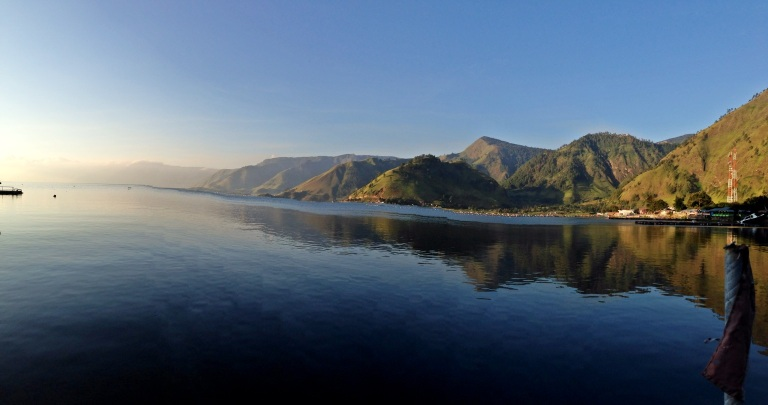 Danau Toba.