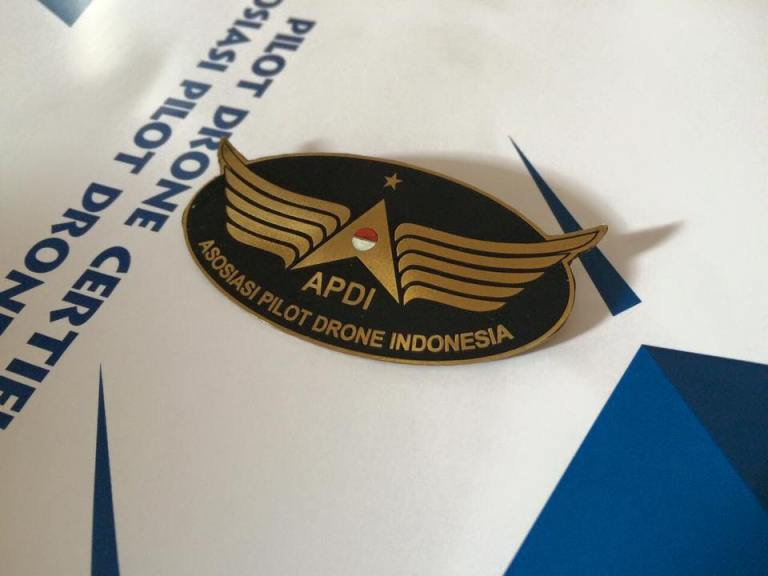 Bukti Sebagai Pilot Bersertifikasi