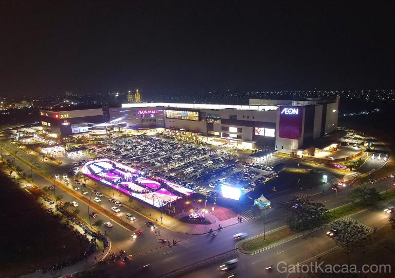 AEON Mall, BSD City
