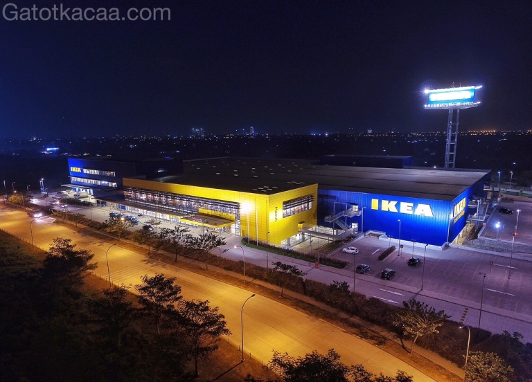 IKEA, Alam Sutra