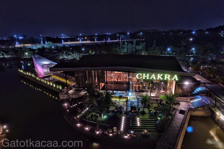 Chakra Venue, The Breeze